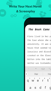 JotterPad – Writer, Screenplay, Novel Mod Apk (Pro Unlocked) 1