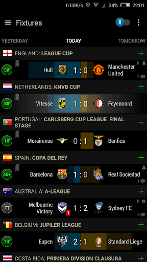 PRO Football Scores S-Center v3.5.1