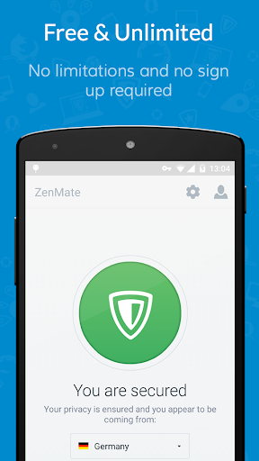 ZenMate Security Privacy VPN