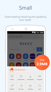 CM Security Browser - Private v5.20.65