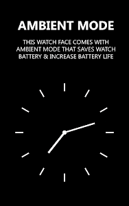 Tailspin Decent HD Watch Face screenshot 2