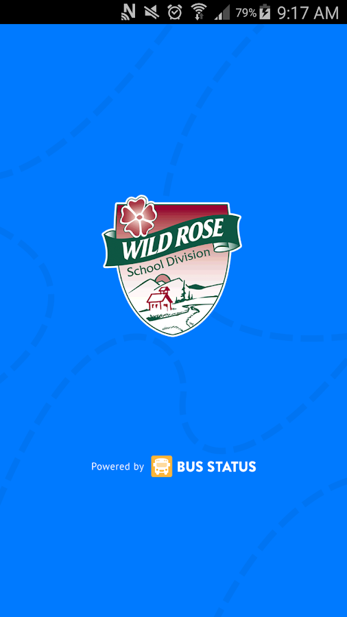 WRSD Bus Status- screenshot
