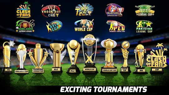 World Cricket Battle 2 (WCB2) – Multiple Careers App Download For Android and iPhone 8