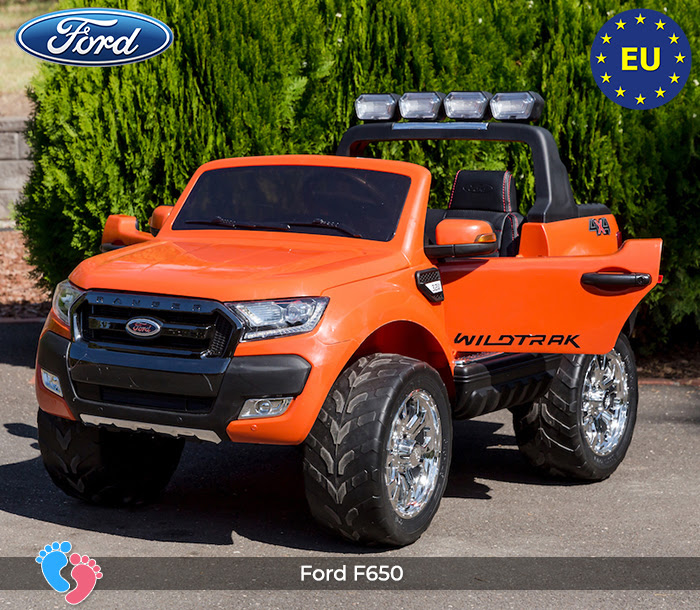 Ô tô điện Ford Ranger DK-F650 1