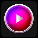 Horizontal Video Player icon