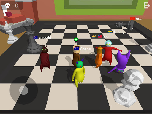 Noodleman.io - Fight Party Games apkpoly screenshots 16