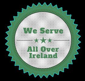 We Serve All Over Ireland