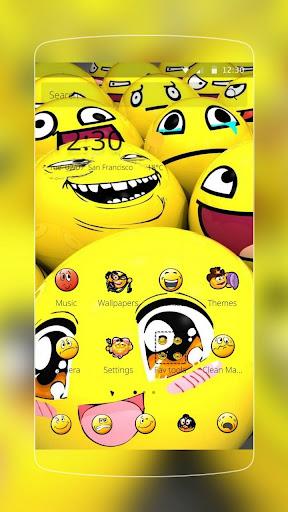Funny Smile Emoji