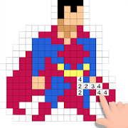 Pixel Box - Color By Number icon