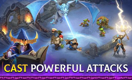 Arcane Showdown - Battle Arena filehippodl screenshot 2