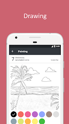 Universum - Diary, Journal, Notes APK screenshot thumbnail 3