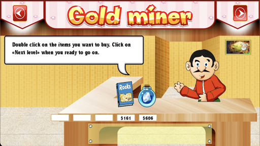 Gold Miner Classic Plus - Bearded New Miner android2mod screenshots 2