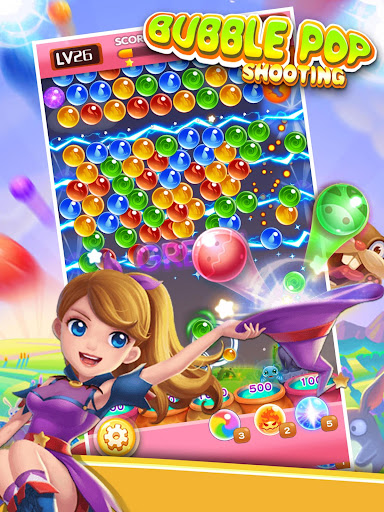 Bubble Pop - Classic Bubble Shooter Match 3 Game apkpoly screenshots 9