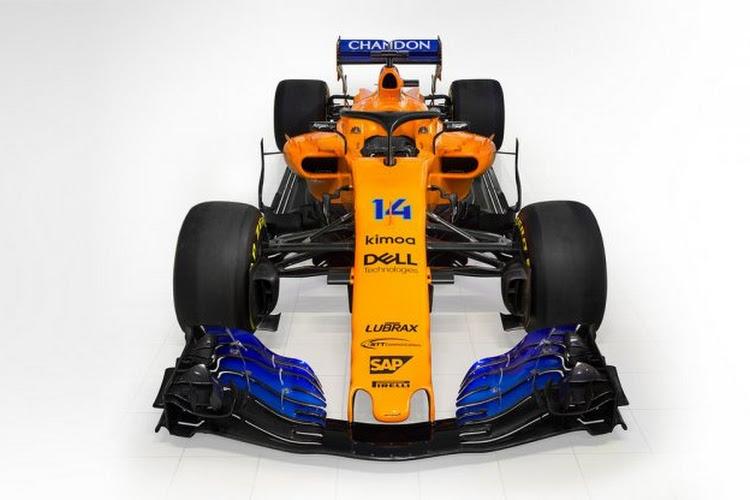 ? McLaren stelt de nieuwe bolide van Stoffel Vandoorne voor: de MCL33