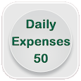 Daily Expenses 50 - Manage Spending Money icon