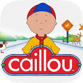 Caillou's Road Trip - Adventure Story & Activities