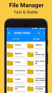 Office Viewer – PDF, DOC, PPT, XLS Viewer 7