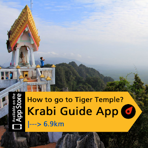 Krabi Travel Guide App