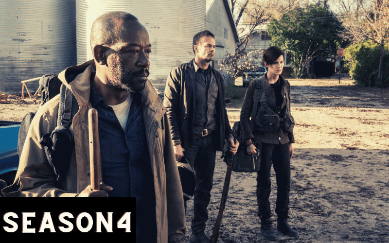 Index of The Walking Dead Season 4
