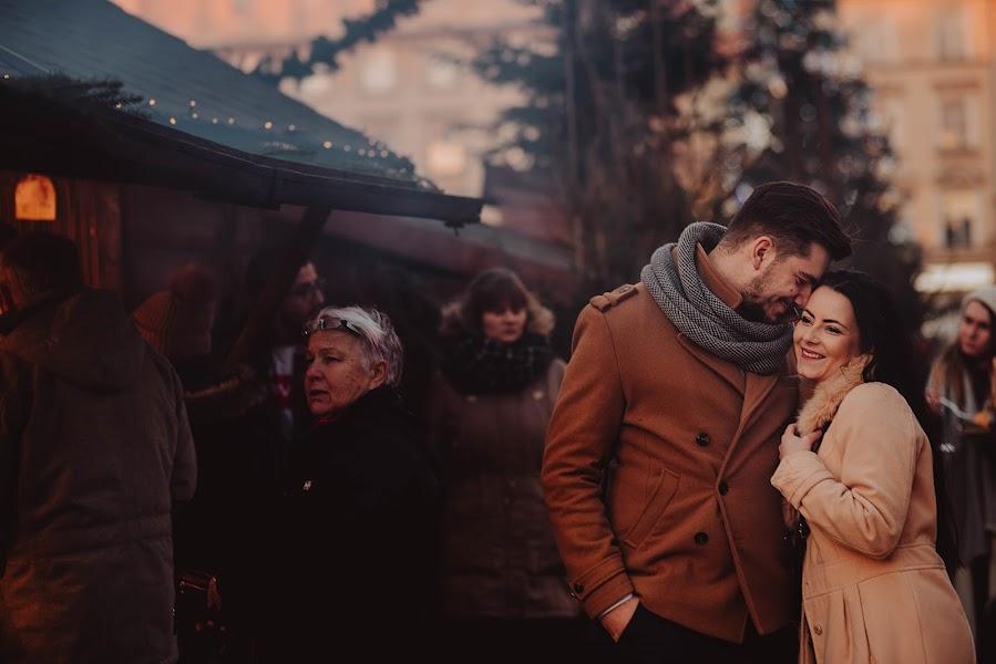 Wedding photographer Agnieszka Gofron (agnieszkagofron). Photo of 15.12.2018