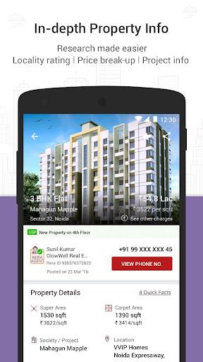 Magicbricks Property Search & Real Estate App  screenshots 4