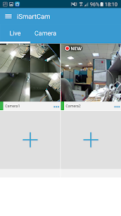 iSmartCam P2P IPCam Viewer- screenshot thumbnail