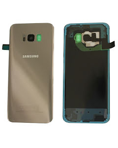 Galaxy S8 Plus Back Cover Gold