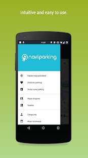 NaviParking - find car park- screenshot thumbnail