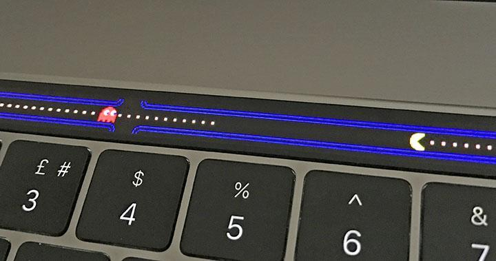 Image result for touchbar dino