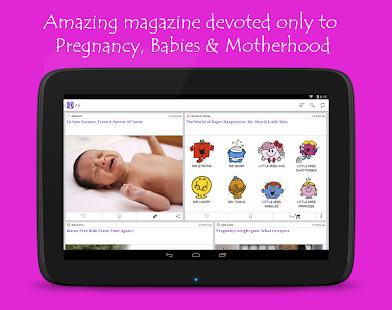 Pregnancy and Parenting screenshot