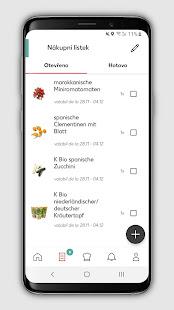 Kaufland - akce a recepty - náhled