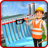 Build a Dam Simulator – City Building & Designing