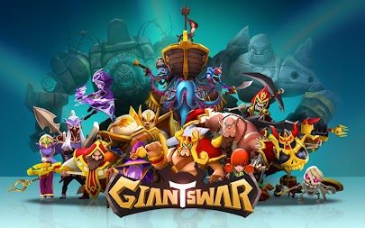 Giants War APK screenshot thumbnail 1