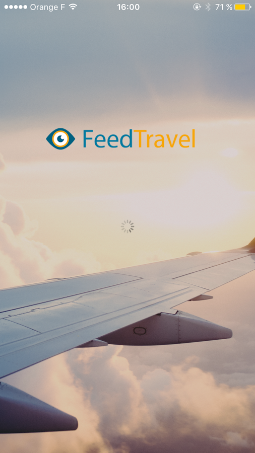 FeedTravel – Capture d'écran