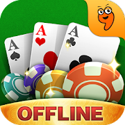 Teen Patti Offline♣Klub-The only 3patti with story‏