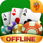Teen Patti Offline♣Klub-The only 3patti with story 2.8.6