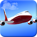 Airplane Flying simulator icon