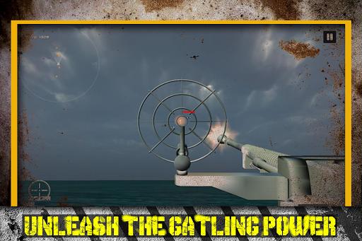 スペシャリスト海軍の砲手