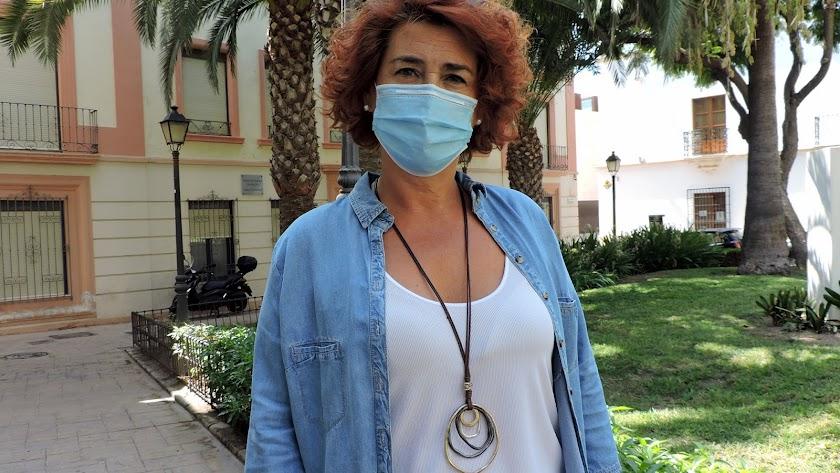 Amparo Ramírez, concejal socialista