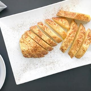 Brazilian Pineapple Dessert.
