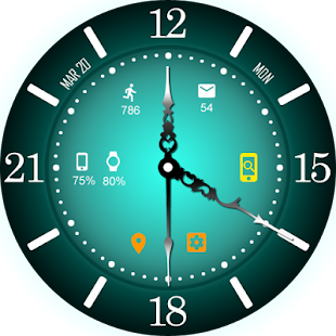 Sun Watch Face- screenshot thumbnail