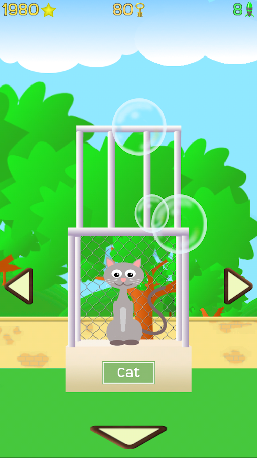 Bubble ZOO Escape- screenshot