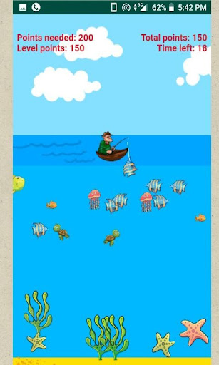 Fish Catcher Man 1.0 screenshots 2