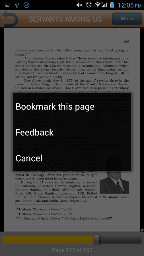 Bogard Press E-Books- screenshot