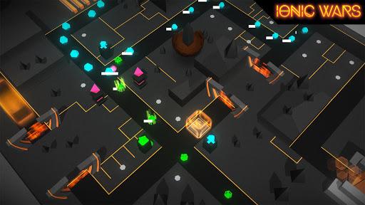 Ionic Wars - Tower Defense Strategy Game  screenshots EasyGameCheats.pro 5
