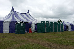 Disabled Unit & Standard Portable Toilets