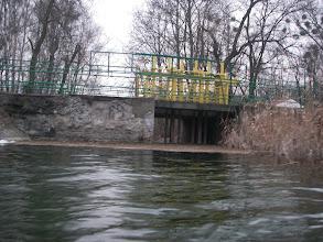 Photo: i odpływ na jedynkę