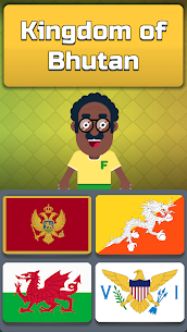 Geography: Countries and flags of the world 8
