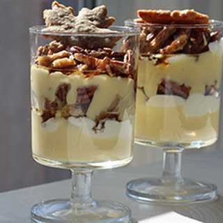 Canadian Maple Pie Parfaits