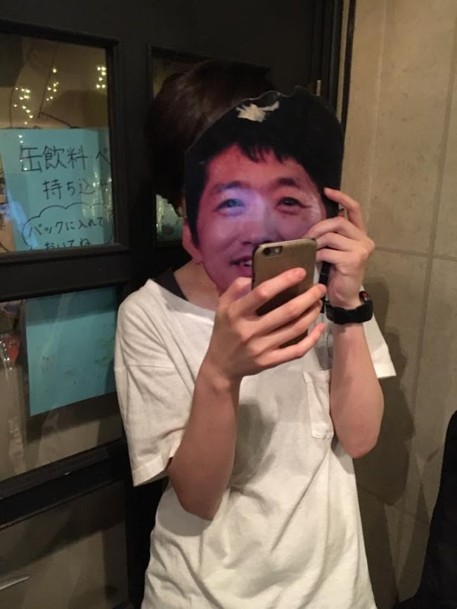 ひんでんさん、参上。2017/07/14 金曜、@西荻ジジアナベル。日高こんぶ麻衣さんホストは最終回。